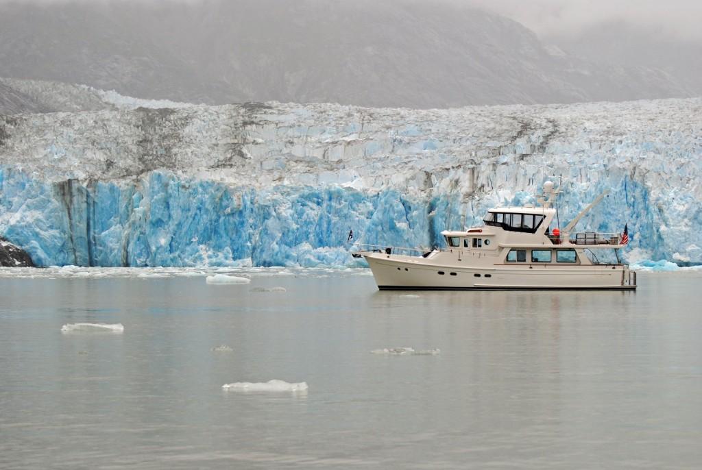 Spirit Glacier